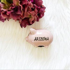 🔴4/$25 'arizona' piggy bank